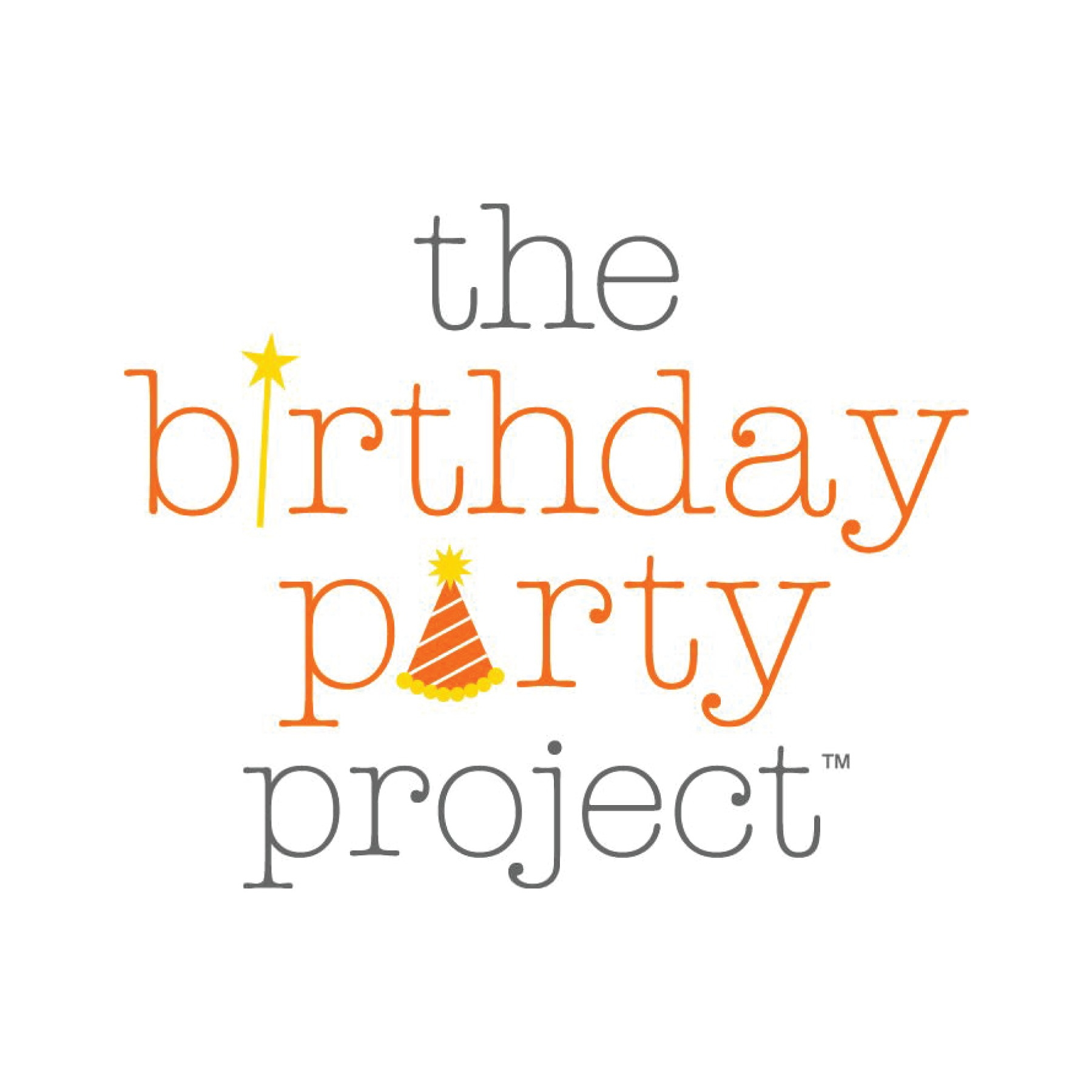The Birthday Party Project logo