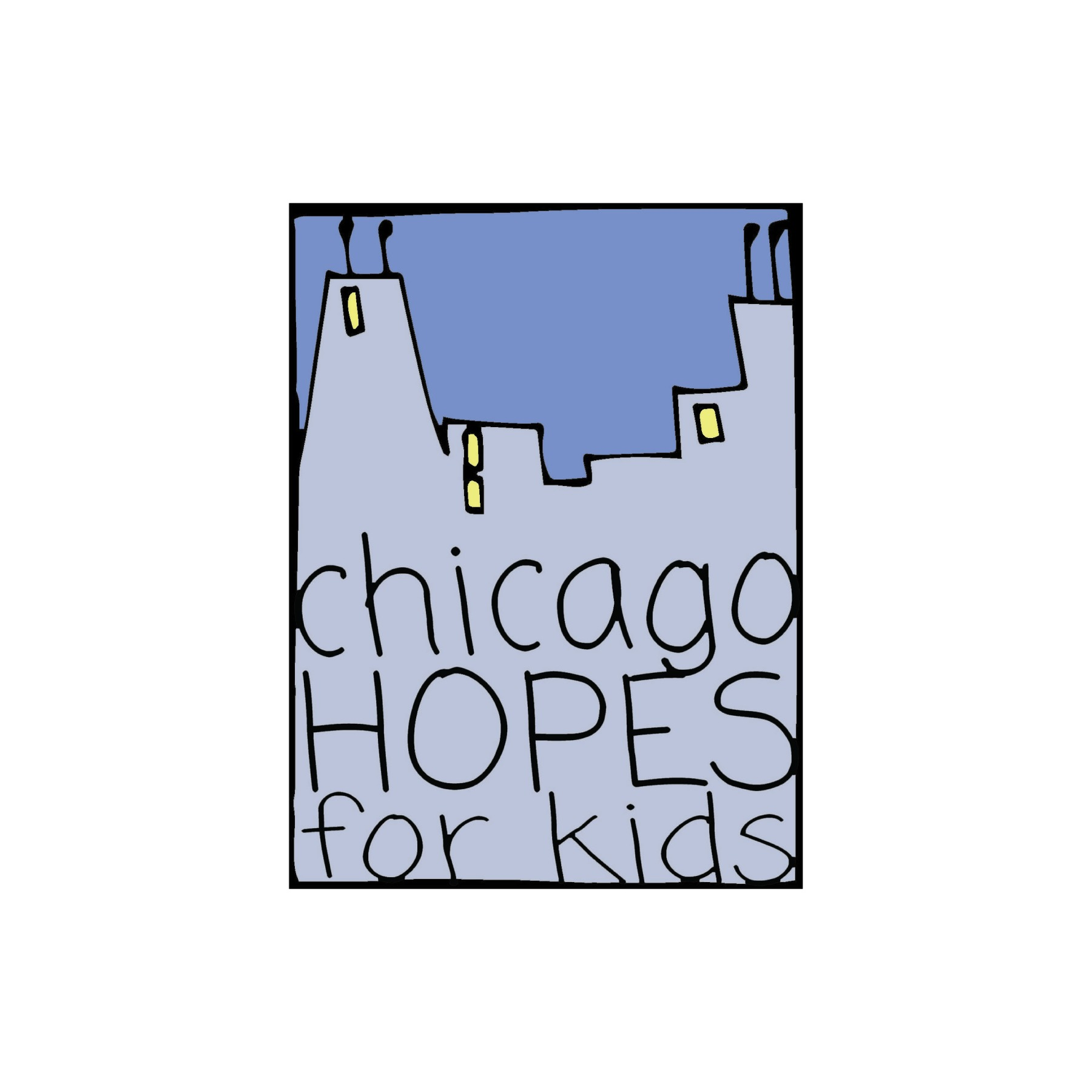 Chicago Hopes for Kids logo