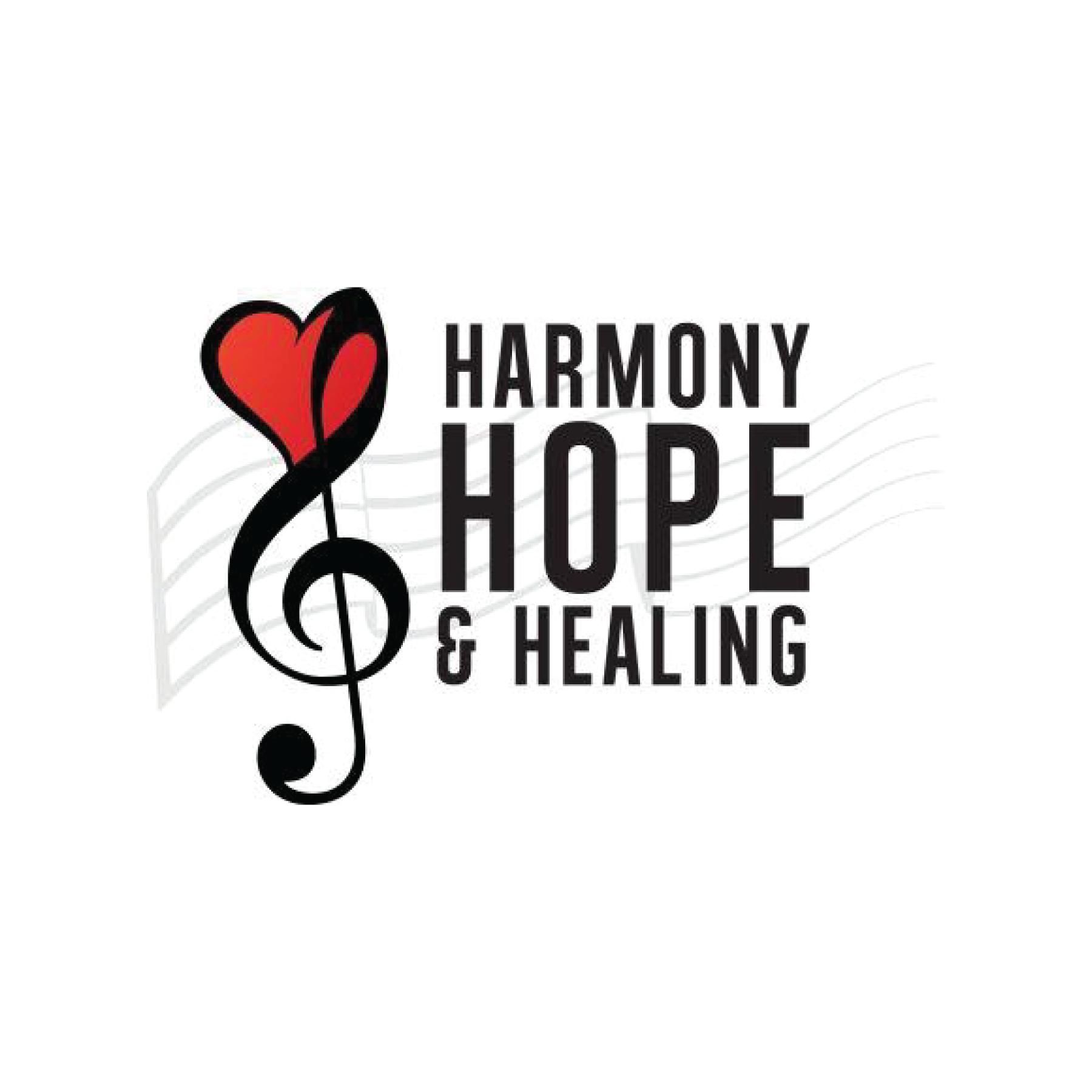Harmony Hope & Healing logo