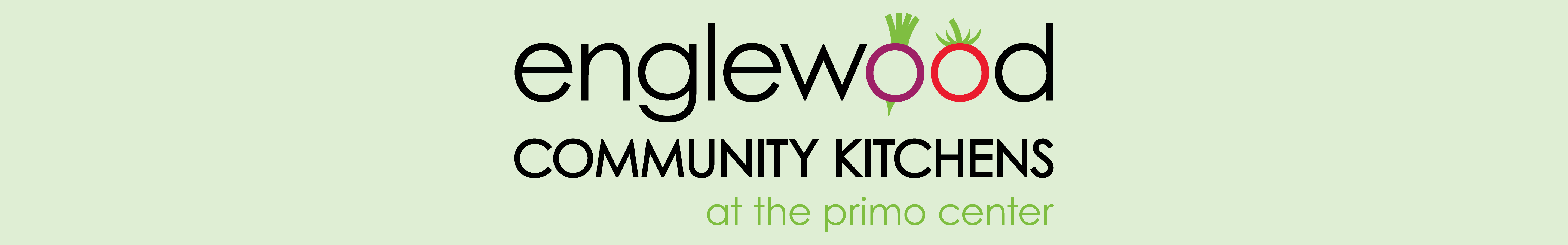 Englewood Community Kitchens banner with logo