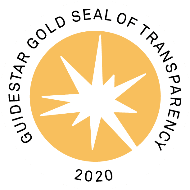 Guidestar gold seal logo